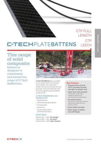 CT PlateBattens