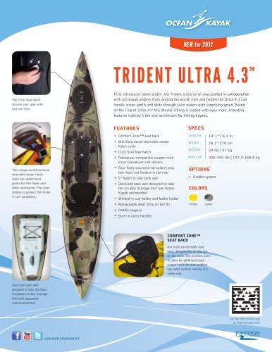 TRIDENT ULTRA 4.3