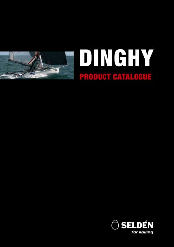 Dinghy product catalogue