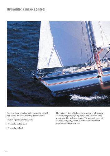hydraulic cruise contro