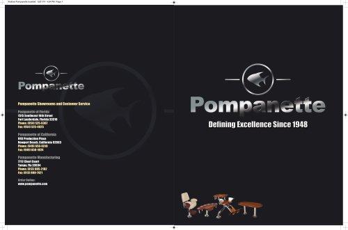 Pompanette brochure