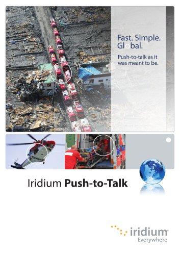 Iridium Extreme PTT