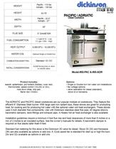 Adriatic Diesel Cookstove with Oven