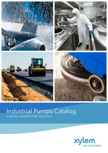Industrial Pumps Catalogue