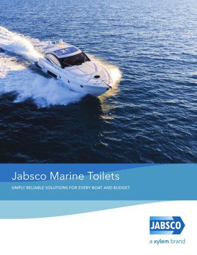 Jabsco Marine Toilets