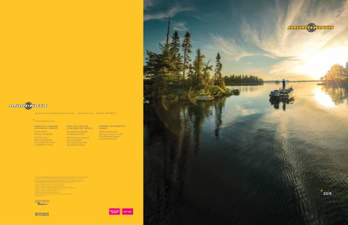 Minn Kota 2015 Catalog