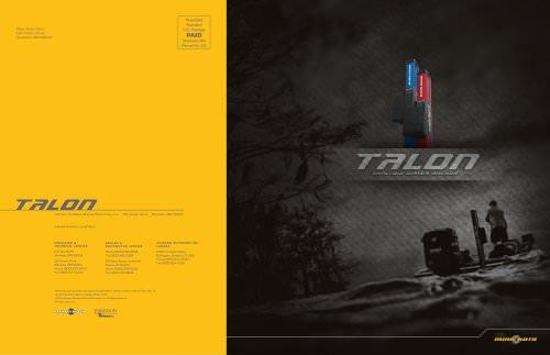 Talon | Shallow water anchor