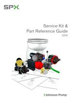 Service Kit & Part Reference Guide