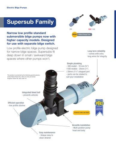 Supersub Family