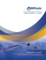 Whale Marine Catalogue 2015