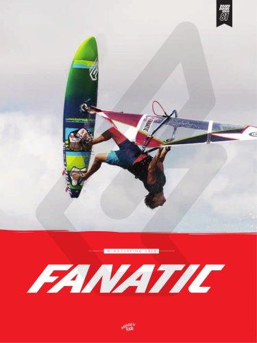 fanatic windsurfing brochure 2015