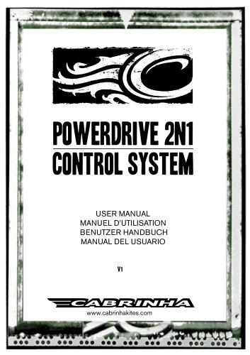 Powerdrive 2N1