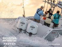 Honda Marine 2020 Brochure