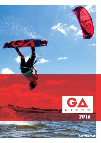 ga kiteboarding brochure 2016
