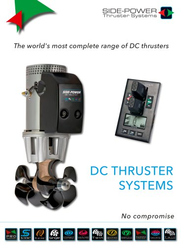 Side-Power DC Thruster Systems - 2017