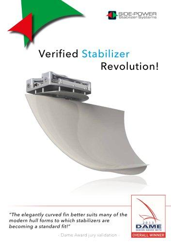 Side-Power Fin Stabilizers - 2016