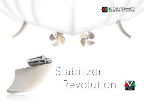 Side-Power Fin Stabilizers - 2017