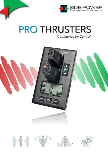 Side-Power PRO Thrusters