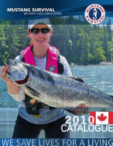 Canadian Catalogue 2010