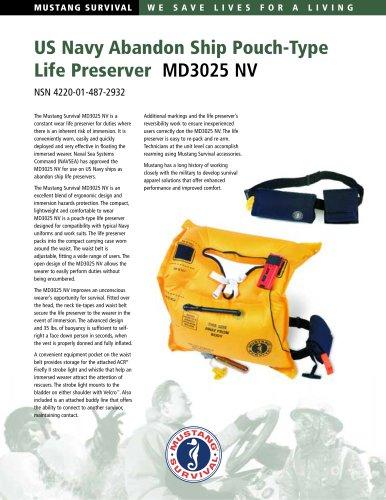 MD3025 NV