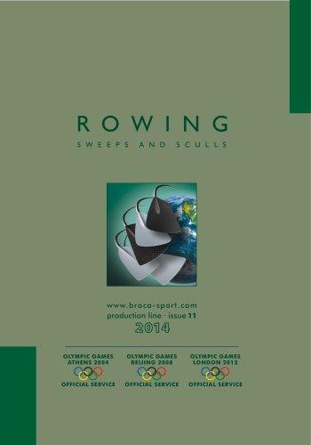 Braca Rowing Catalogue 2014