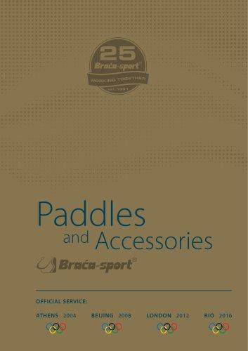 Brača Sport Paddles Catalogue 2017