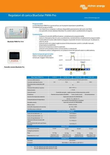 BlueSolar PWM-Pro