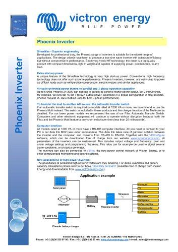 Phoenix Inverter