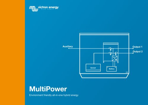 victron multipower