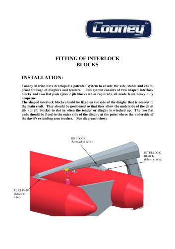 Interlock Block Fitting