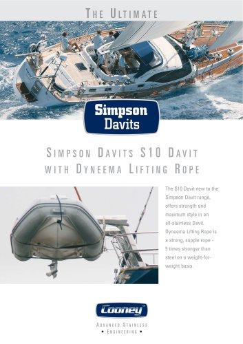 Series10 Davits 2013