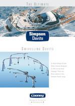 Swivelling-Davits