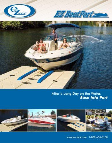 EZ BoatPort Brochure