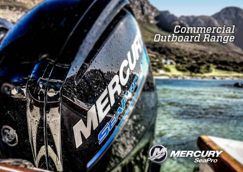 Mercury SeaPro 2017