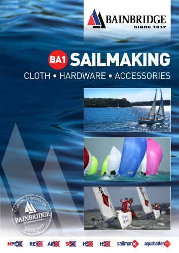 BA1 Sailmaking