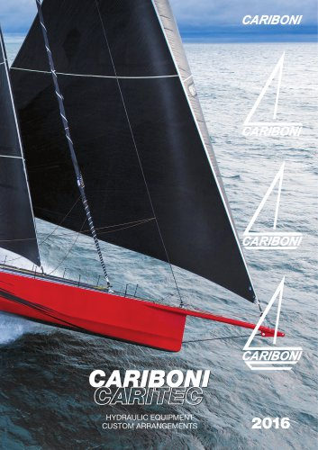 Cariboni Catalogue 2016
