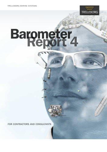 Barometer Report 4 (for contractors / consultants)
