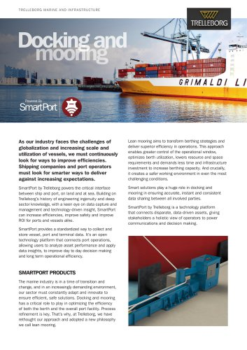 Docking and mooring