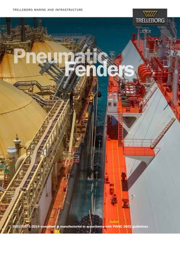 Pneumatic Fenders - Handling, Storage, Installation and Maintenance Manual