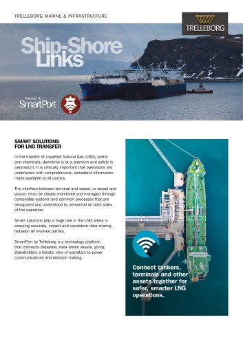 Ship-Shore Links Factsheet