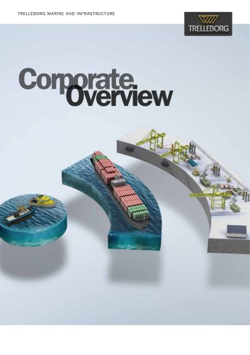 Trelleborg Marine and Infrastructure Corporate Brochure