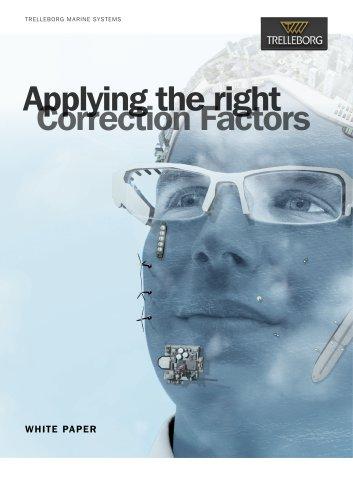 Whitepaper - Correction Factors