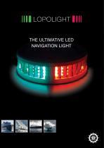 THE ULTIMATE LED NAVIGATION LIGHT