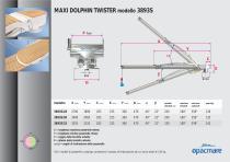 MAXI DOLPHIN TWISTER modello 3893S - 1