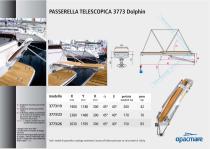Passerella Dolphin modello 3773 - 1