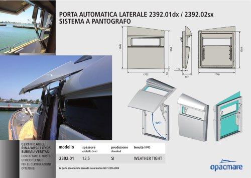 Side door model 2392.01