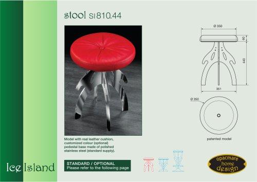 stool model SI 810.44