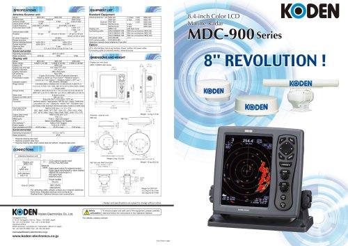 MDC-900 series