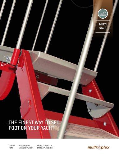 multistair (side boarding ladder)