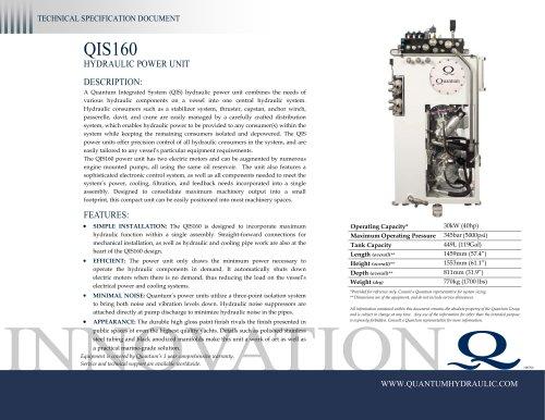 Quantum HPU QIS160